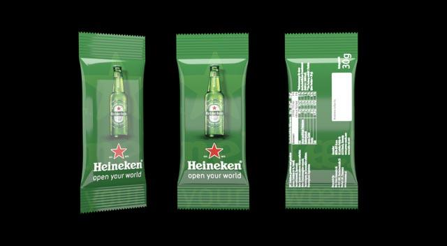 Digitalni tisk za Heineken Avstrija
